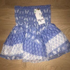 Show me your Mumu mini skirt